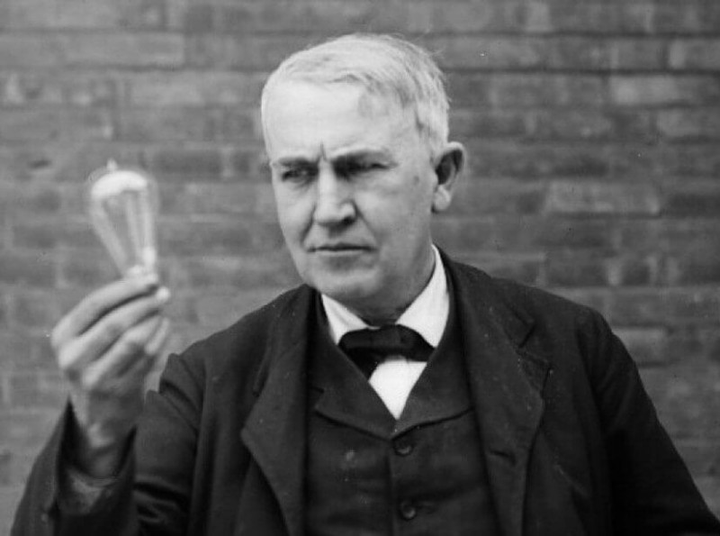 More proof Thomas Edison was a dick
