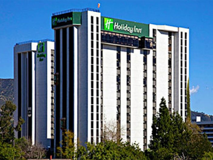 Stay away from the Holiday Inn Burbank-Media Center
