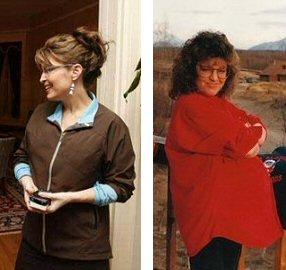 Sarah Palin Pregnant Pictures 99