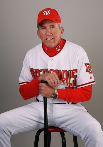 Davey Johnson is a snitch