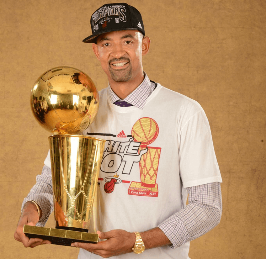 The long national nightmare is finally over, Juwan Howard is an NBA champion