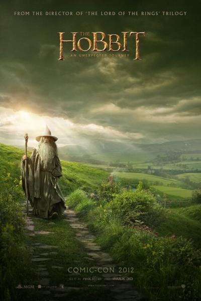 Why will it take three movies to adapt 'The Hobbit'?