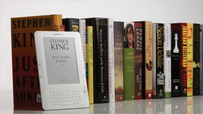 Think you own e-books you purchase? Think again - BENT CORNER
