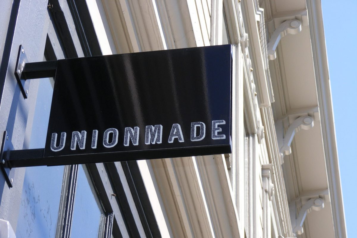 Turns out clothes sold by Unionmade aren't made by union workers- Bent Corner