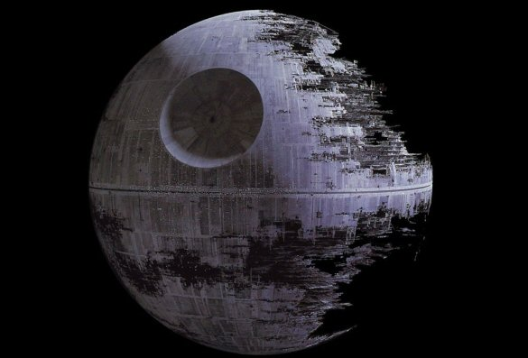 Bent Corner - White House refuses to build a Death Star