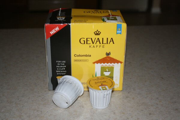 Stay away from Gevalia K-Cup packs (Update)