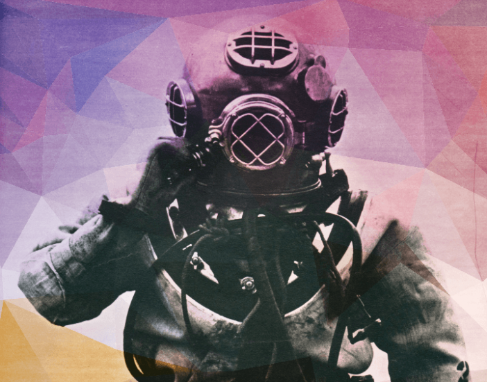 Working at a tech support call center is a lot like being a deep sea diver - BENT CORNER