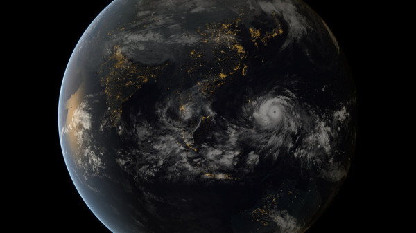 Typhoon_Haiyan_from_space