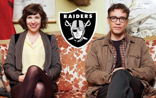 Bent Corner - Could the Oakland Raiders move to Portland?