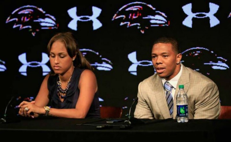 Ray Rice implies his wife is a failure