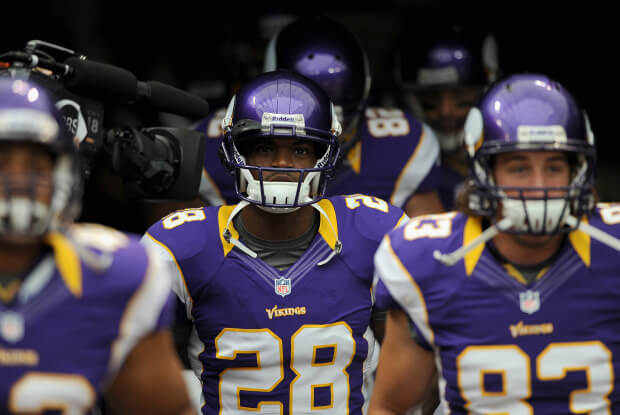 Chris Kluwe says over half of the 2012 Minnesota Vikings joked about little boys getting raped