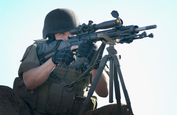 Looks like the military occupation of Ferguson is about to come to an end