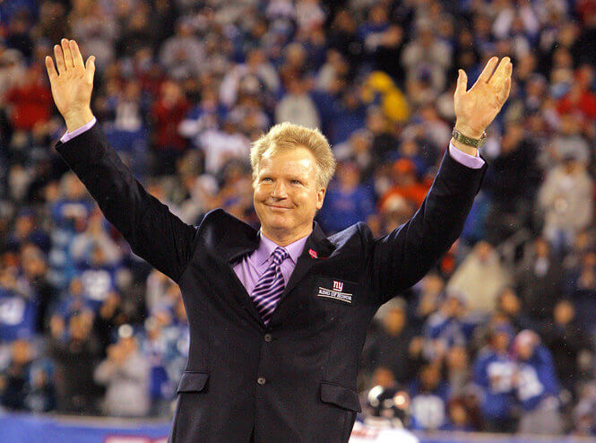 Phil Simms planning on not saying the word