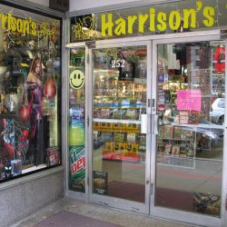 First rule of comic book shop rape room, don't complain to owner about comic book shop rape room