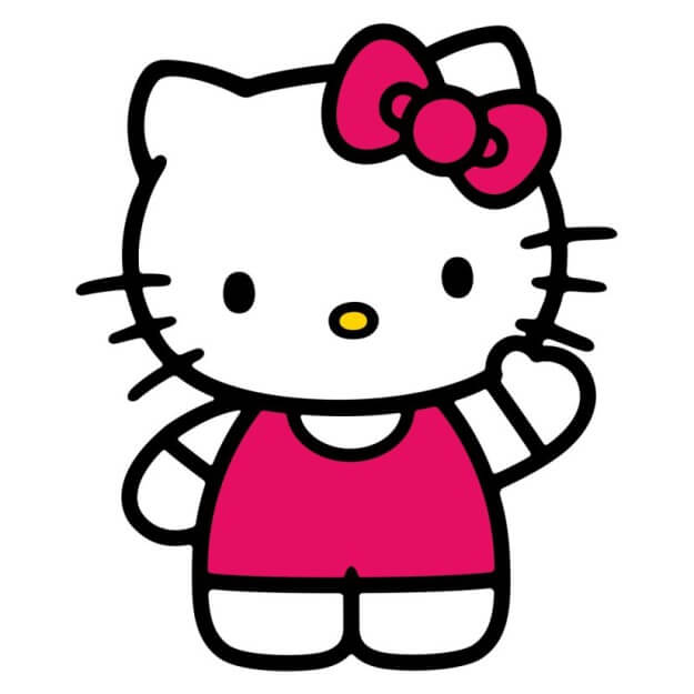 Hello Kitty's parents sound like a couple of jerks