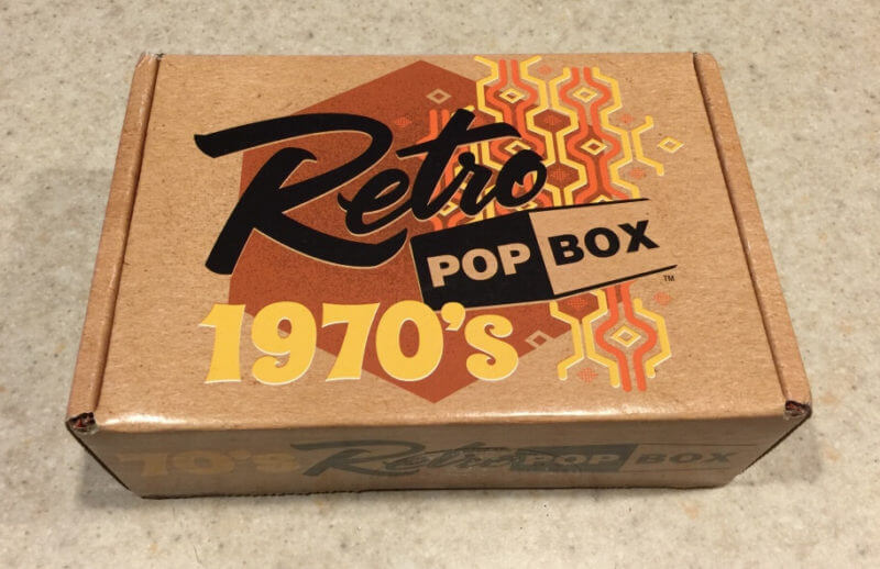 A review of Retro Pop Box 1970's