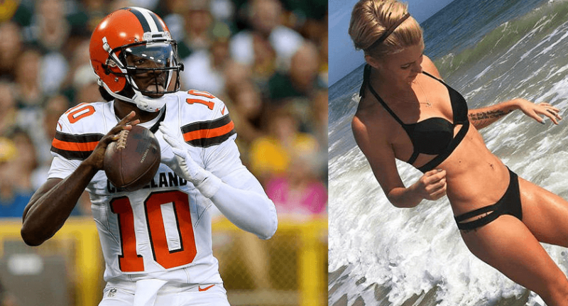 Robert Griffin III is a dirtbag
