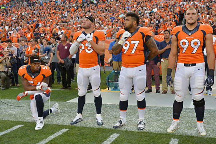 NFL players plan to protest against the United States 0n 9-11 - Bent Corner