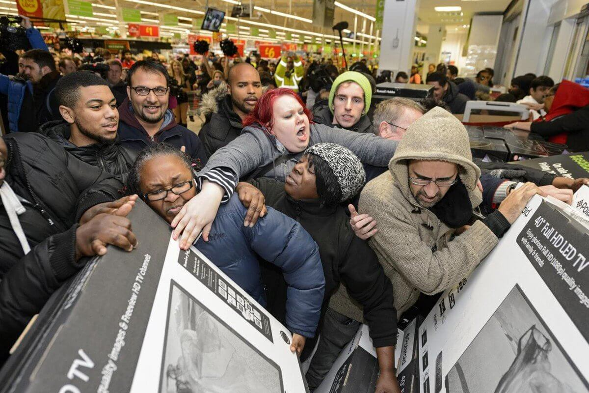 Black Friday is anti-family and unamerican