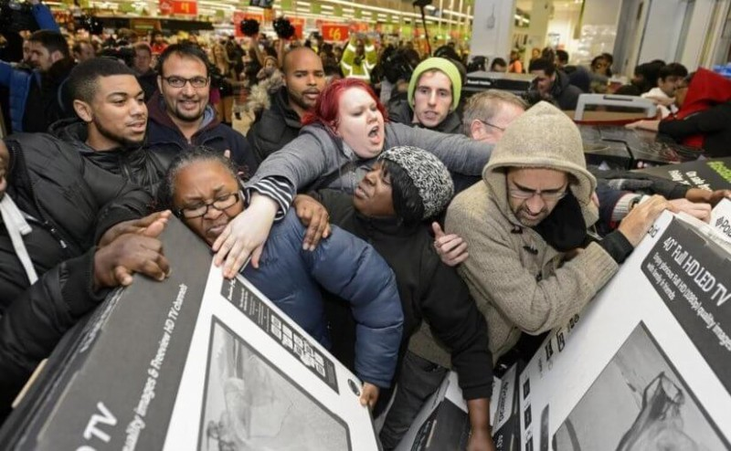 Black Friday is anti-family and unamerican - Bent Corner