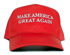 Now we know why Donald Trump wears that stupid hat - Bent Corner