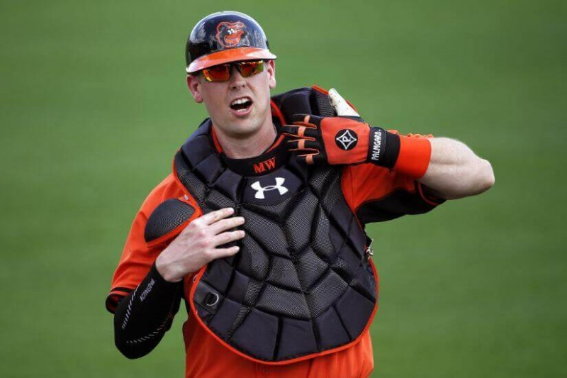 Washington Nationals sign Matt Wieters to a two-year deal
