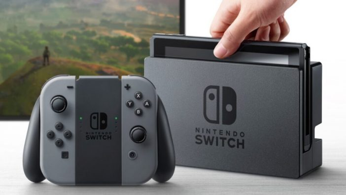 Nintendo Switch goes live... sort of - Bent Corner