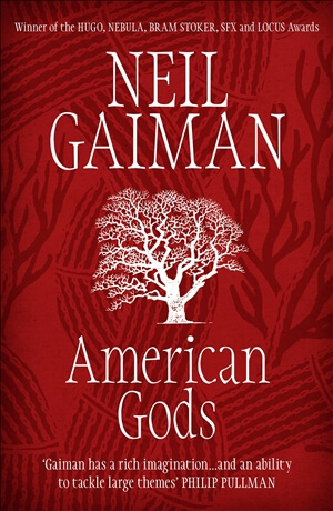 Buy American Gods on Amazon