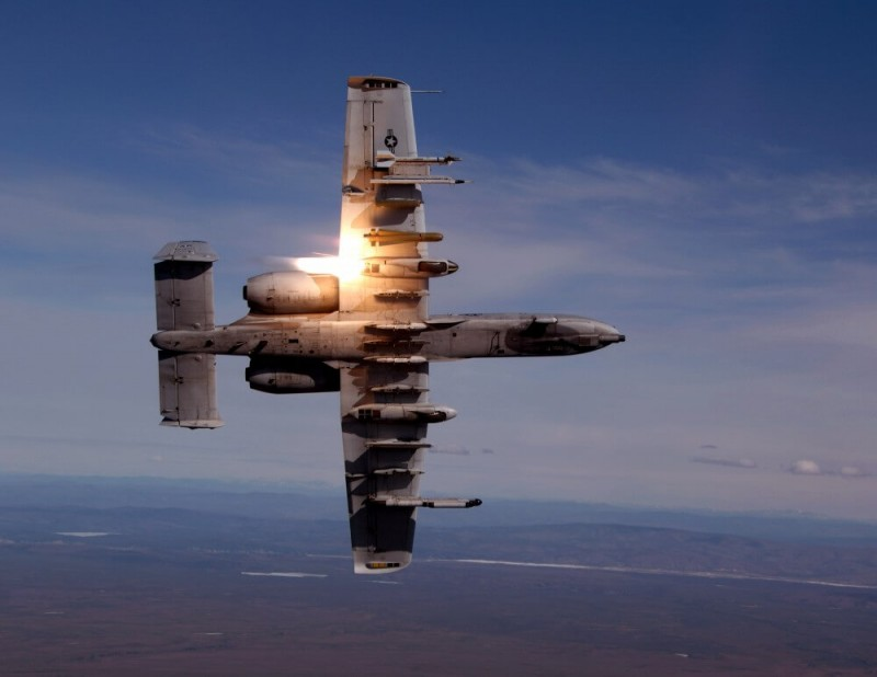 One third of A-10s need new wings