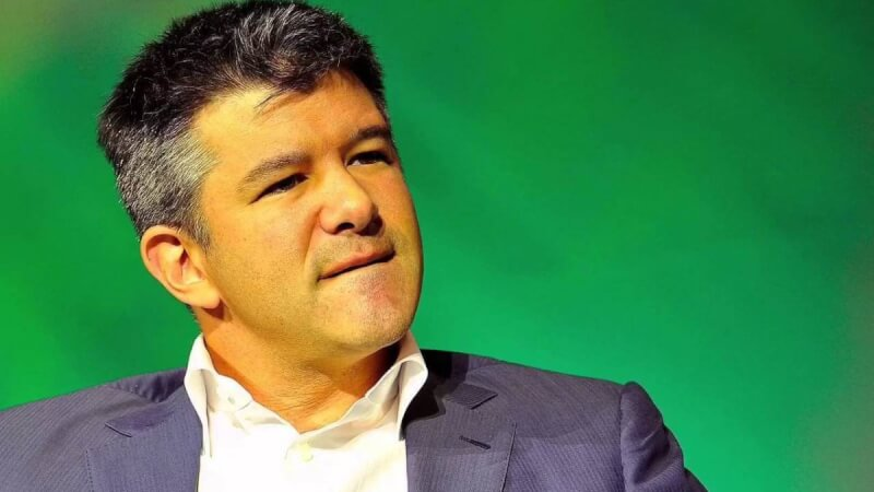 Travis Kalanick Resigns as CEO of Uber