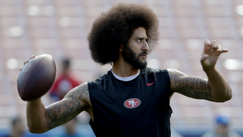 Looks like Colin Kaepernick's NFL career is over
