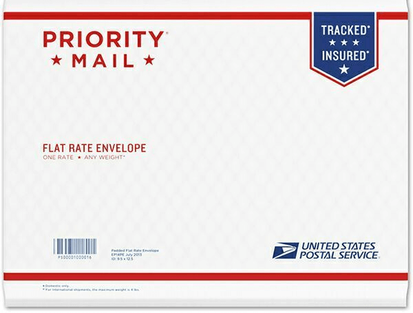 When a flat rate envelope is not a flat rate envelope - Bent Corner