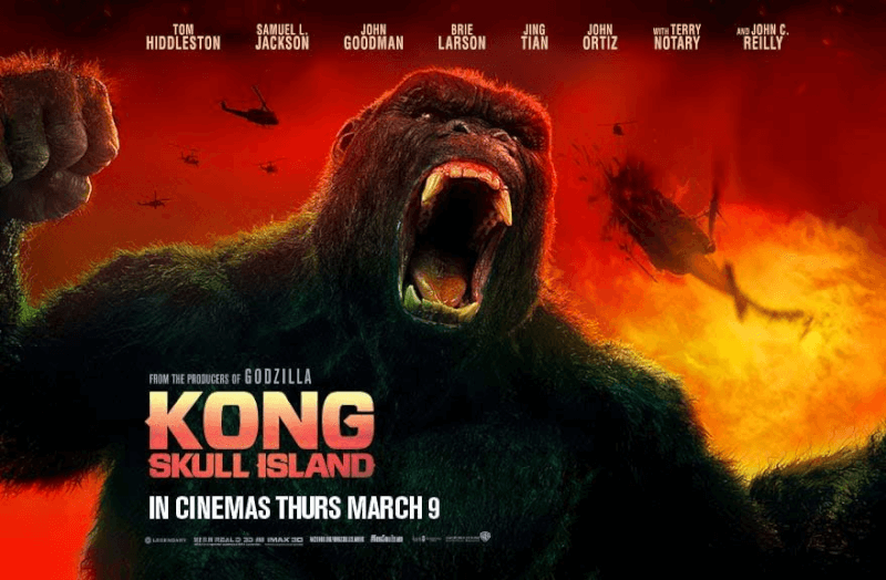 'Kong: Skull Island' was boring and I did not like it - Bent Corner