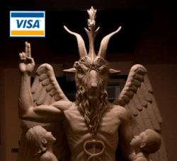 Visa wants businesses to go cashless