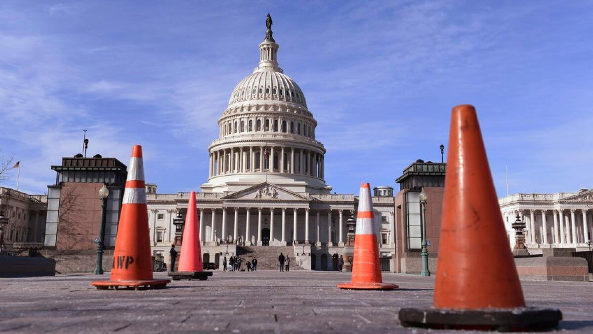 They shut down the government shutdown - Bent Corner