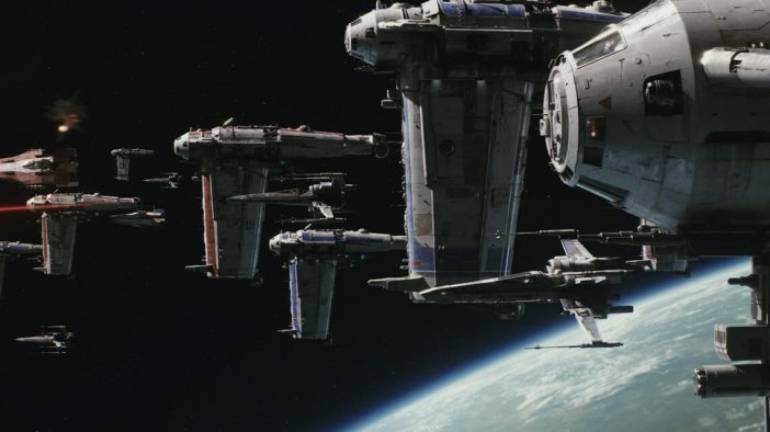 We don't our Chinese overlords like our 'Star Wars' movies? - Bent Corner