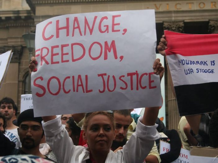 What does social justice even mean? - Bent Corner