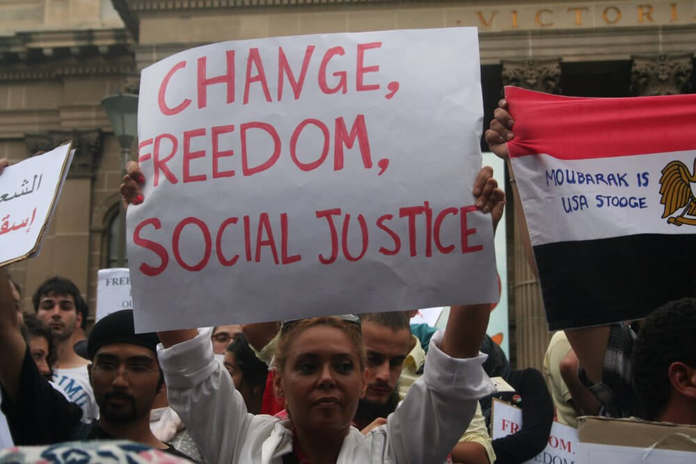 What does social justice even mean?