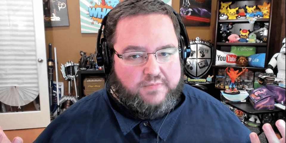 Boogie2988, staunch defender of the adult entertainment industry