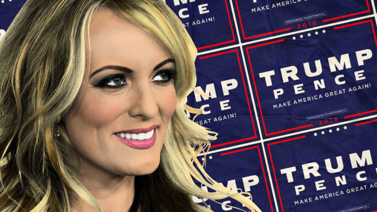 Donald Trump's sexual relationship with a porn actress is not news - Bent Corner