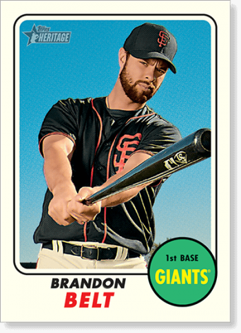 San Francisco Giants Brandon Belt has a 21-pitch at bat - Bent Corner