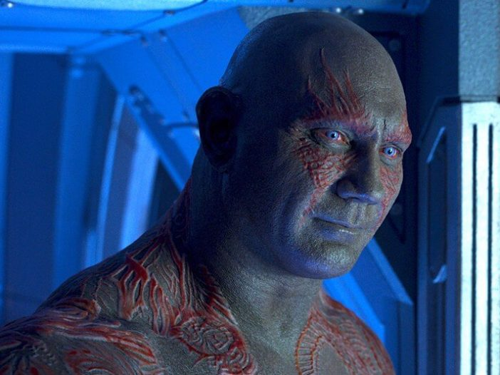 Dave Bautista threatens to quit 'Guardians of the Galaxy Vol. 3' - Bent Corner