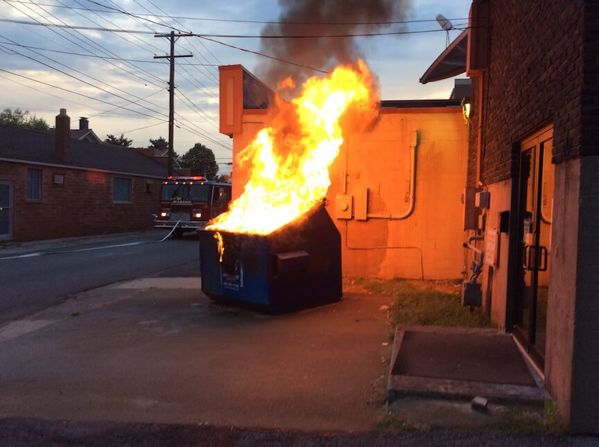 Jeremy Hambly getting punched at Gen Con is now officially a dumpster fire