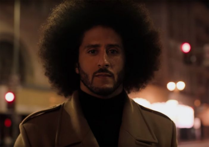 Colin Kaepernick and his peaceful protest
