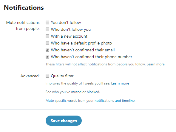 Here is an easy way to make Twitter less toxic