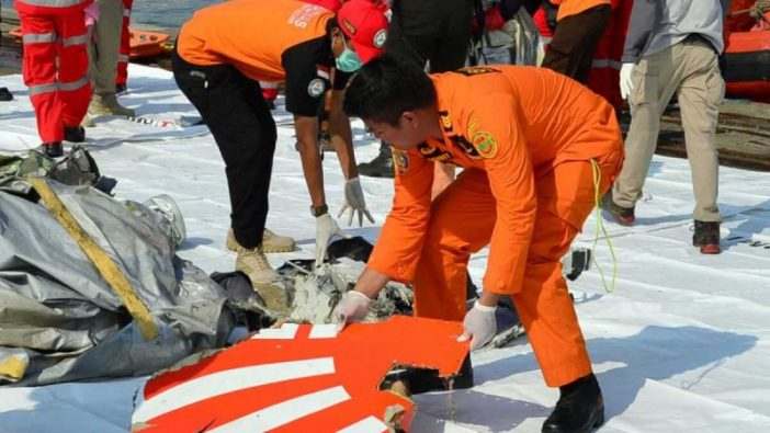 Lion Air flight 610 crashed because of artificial intelligence