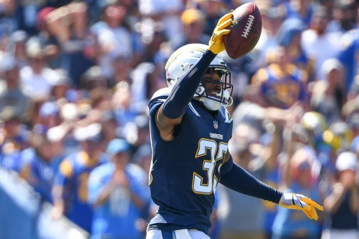 It looks like the Los Angeles Chargers are legit good - Bent Corner