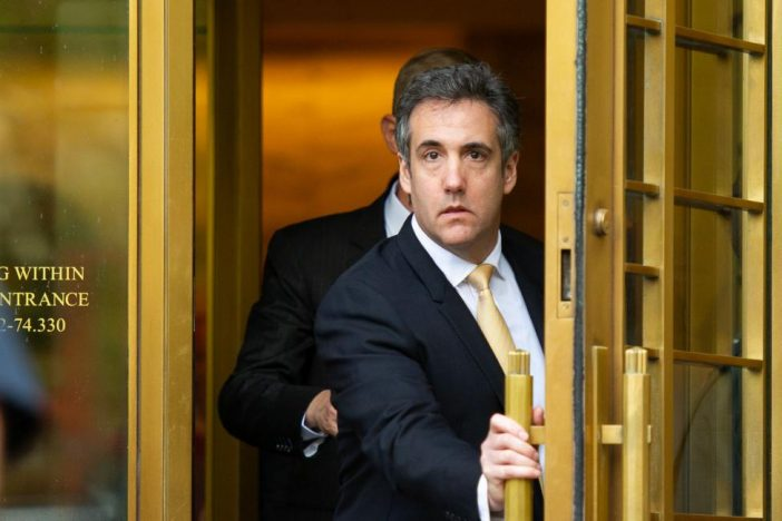 Donald Trump directed Michael Cohen to lie to Congress - Bent Corner