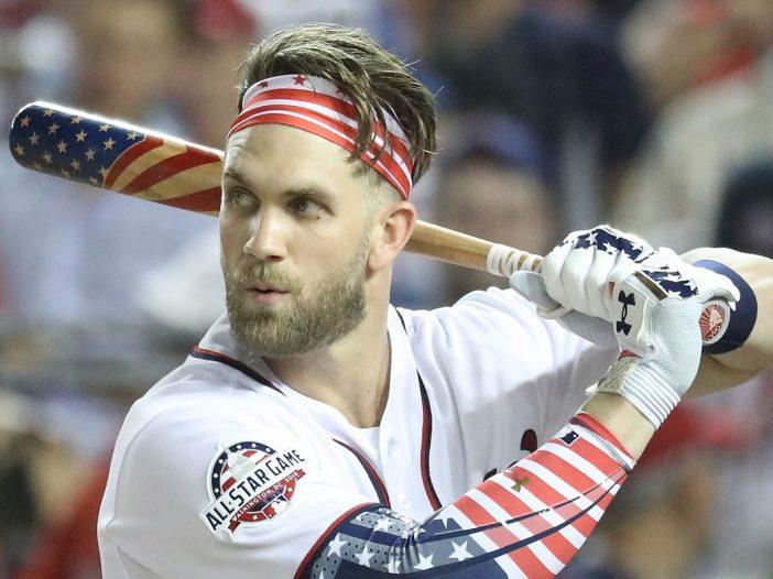 Bryce Harper, Phillies agree to 13 year, $330 million deal - Bent Corner