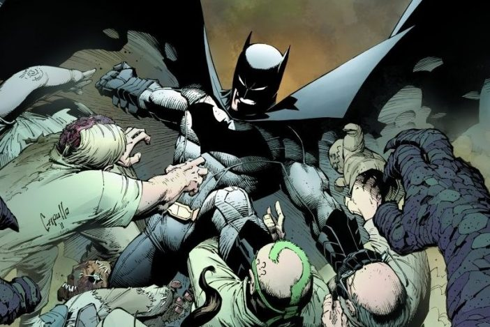 Batman Vol. 1 Omnibus hardcover - Rick Rottman